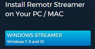 Remotr:让你在手机上也能玩各种电脑游戏