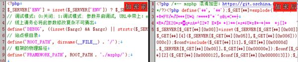 enphp一个开源加密混淆PHP代码项目插图1